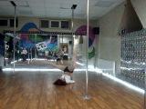 Открытие танцевальной школы pole-dance-ecxotic!!! Выступление Юлии Галкиной =)