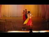 Индия(тодес) индийский танец.08.02.2014